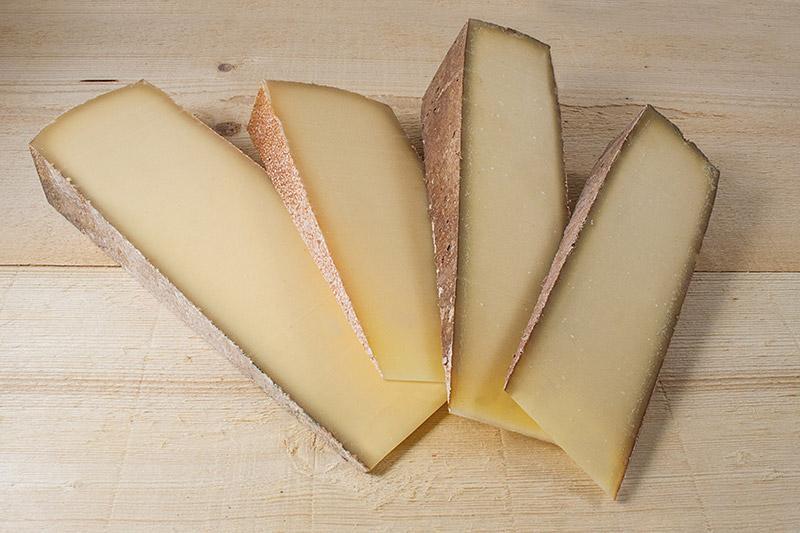 Le Comté de la fromagerie Monnin à Chantrans dans le Doubs